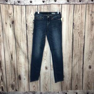 NWT Aeropostale Curvy Skinny Jeans sIze 0